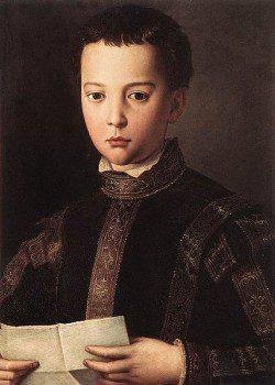 Francesco de Medici - public domain