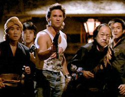 "Like Jack Burton always says: ""What the hell is going on with all these Chinese people?"""