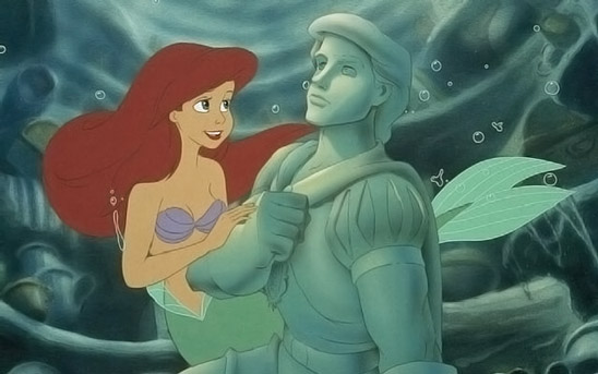 ariel+statue