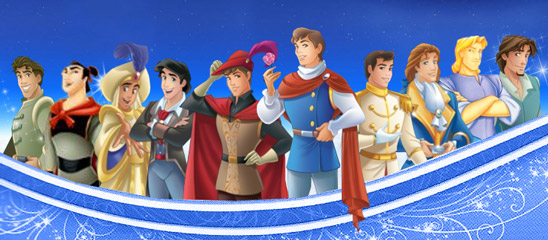 Disney Princes