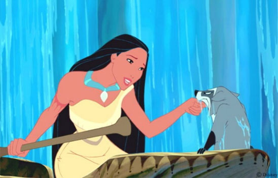 The Origins Of Pocahontas Mulan And The Princess And The Frog