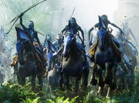 Remember those blue horses from Avatar? Exactly.