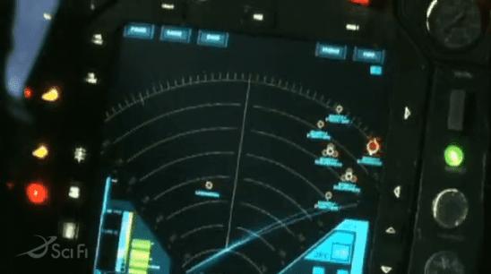 Dradis-radar-BSG