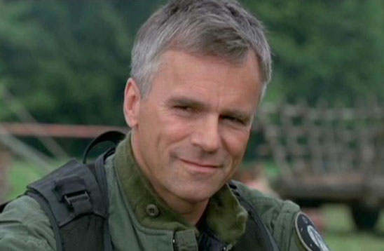 In Stargate SG1, O'Neill judges every new discovery by how it might endanger people.