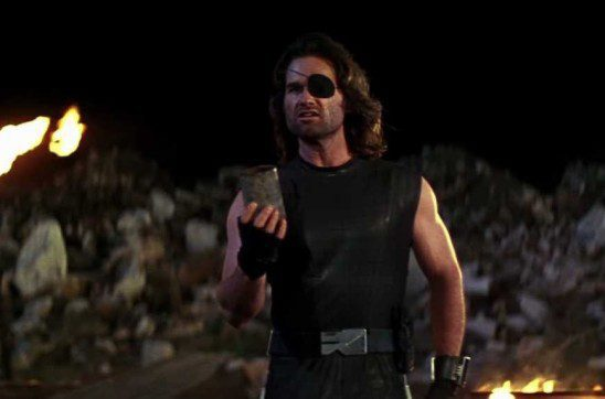 Snake makes many enemies and a few friends in Escape from LA.
