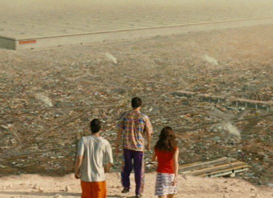 Society suffers at the hand of a drought in Idiocracy.