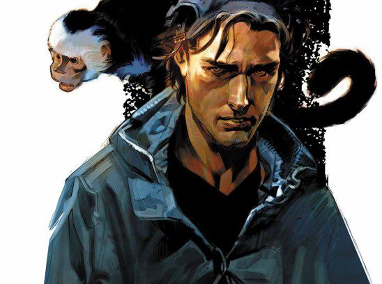 Yorick and Ampersand stand as symbols of hope in Y: The Last Man.