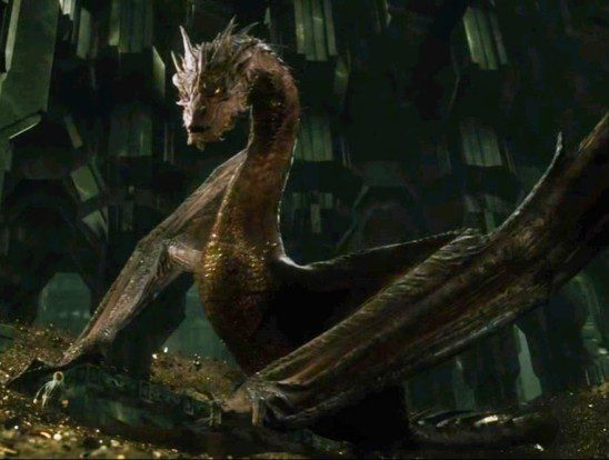 Smaug and other dragons are notorious for hoarding