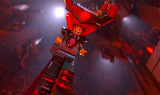 The Lego Movie opens by introducing the nefarious Lord Business.