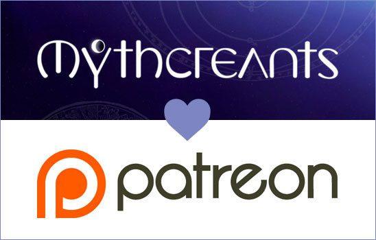 Mythcreants & Patreon