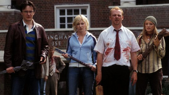 You wish your crew was this good at zombie killing.
