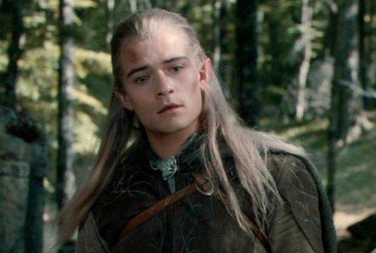 Legolas Sad