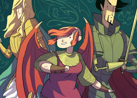 Nimona is a complicated character with some questionable tactics