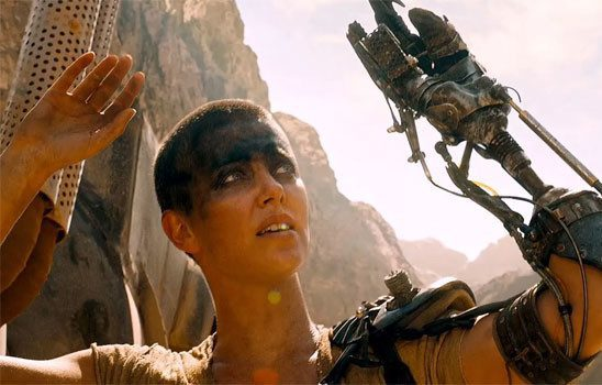 Furiosa from Mad Max: Fury Road