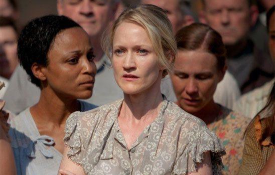 Mrs. Everdeen From the Hunger Games
