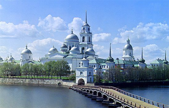 The Monastery of St. Nilus