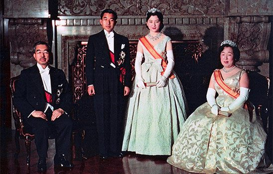 Japanese Royal Family