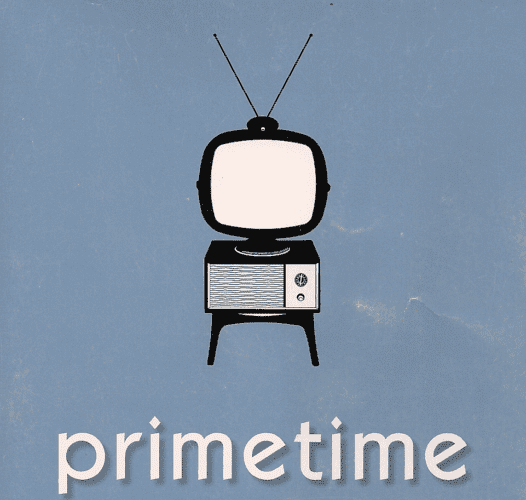 The Primetime Adventure cover art.