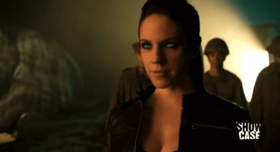 Bo, the main character from Lost Girl.