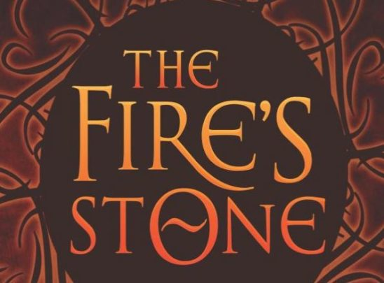 Cover art from the Fire's Stone.