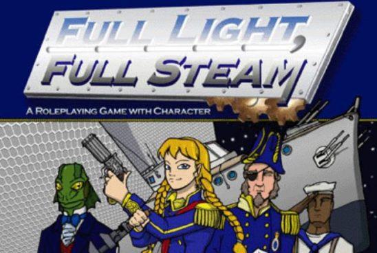 Cover art from Full Light, Full Steam