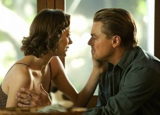 In Inception (2010), Dom Cobb wants to get back to his family. This motivates him to take on a difficult job and makes the outcome matter.