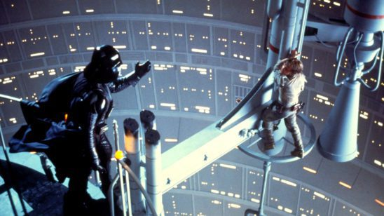 Darth Vader and Luke from Empire Strikes Back