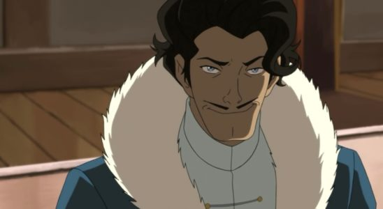 Varrick from Legend of Korra