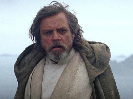 Luke from The Force Awakens.