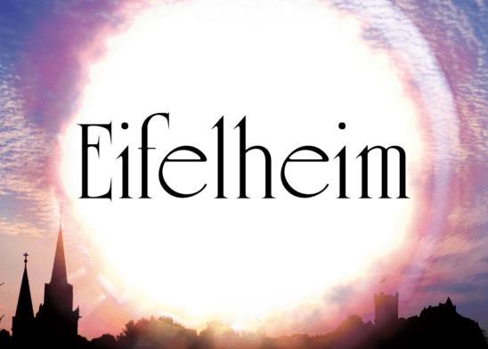 Cover art from Eifelheim