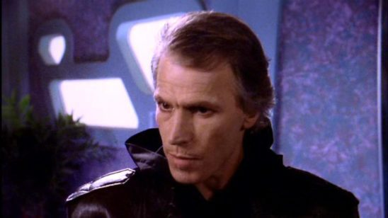 Abel Horn, cybernetic assassin from Babylon Five.