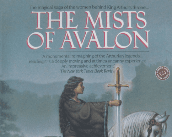 Cover art from the Mists of Avalon