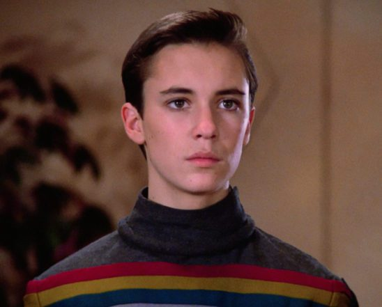 Wesley Crusher from TNG