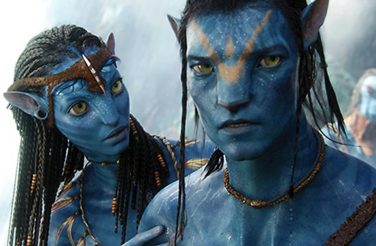 Two Navi from Avatar.