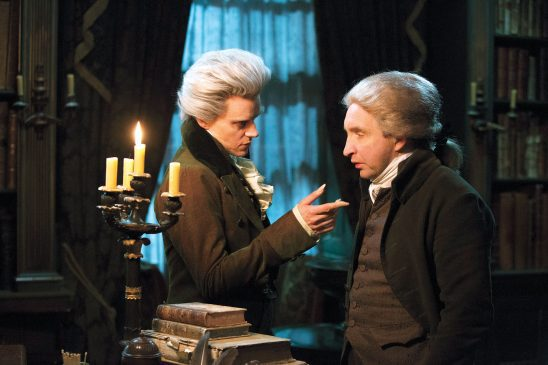 The Gentleman and Norrell from Jonathan Strange and Mr. Norrell