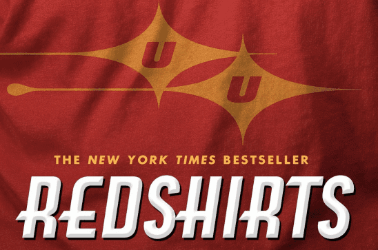 Cover art from Red Shirts