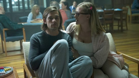 Quentin and Alice from the Magicians