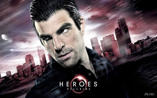 Sylar from the TV show Heroes.