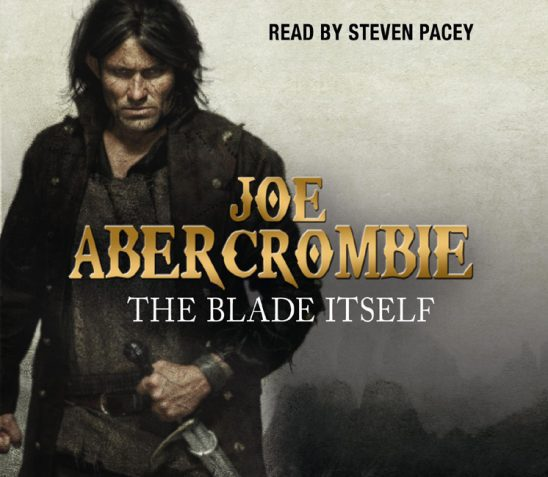 Cover art from The Blade Itself
