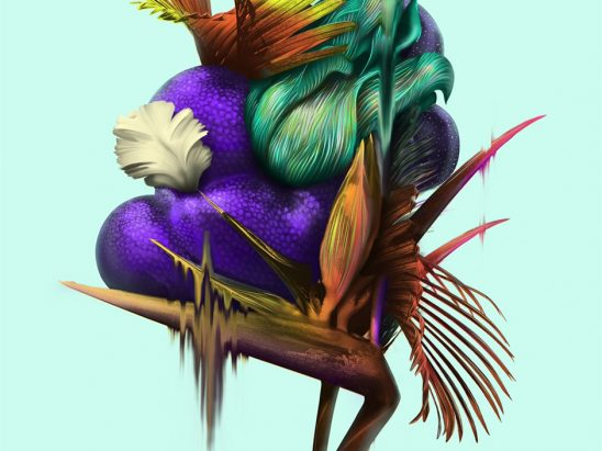 Cover art from Borne.