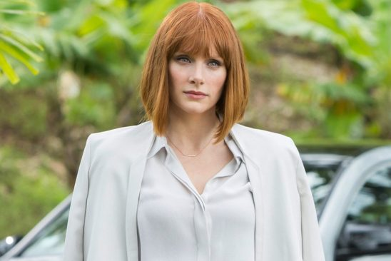 Claire from Jurassic World