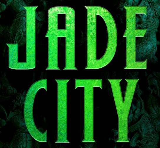 Cover art from Jade City