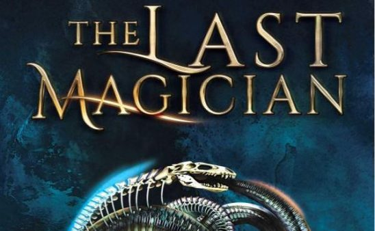 Cover art for the Last Magician