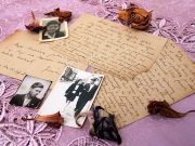 Old Letter and Photos