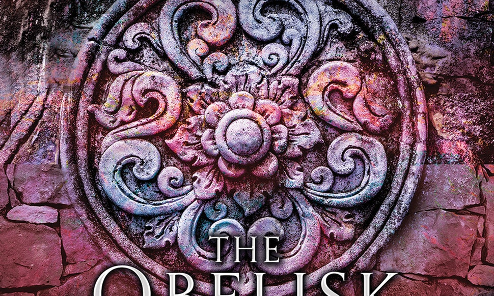 Cover art from The Obelisk Gate