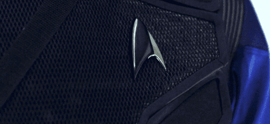 A Section 31 Black Badge from Star Trek: Discovery