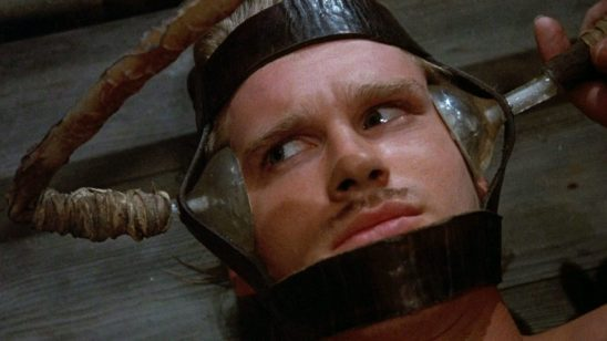 """Wesley hooked up to """"the machine"""" in Princess Bride."""