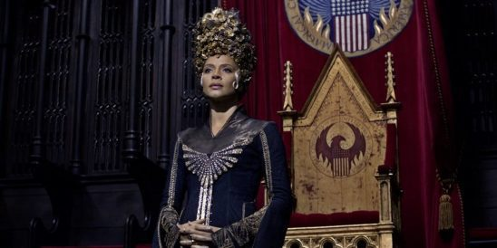 The leader of American Wizardry from Fantastic Beasts