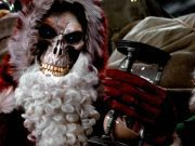 Death dressed as the Hogfather from Discworld
