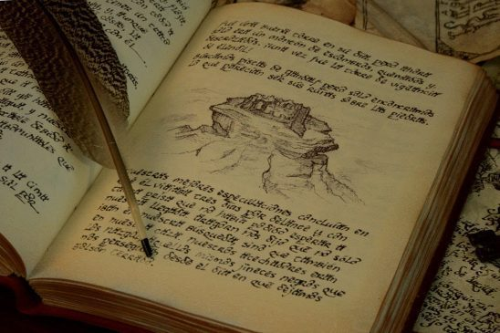 A book from the Hobbit films.